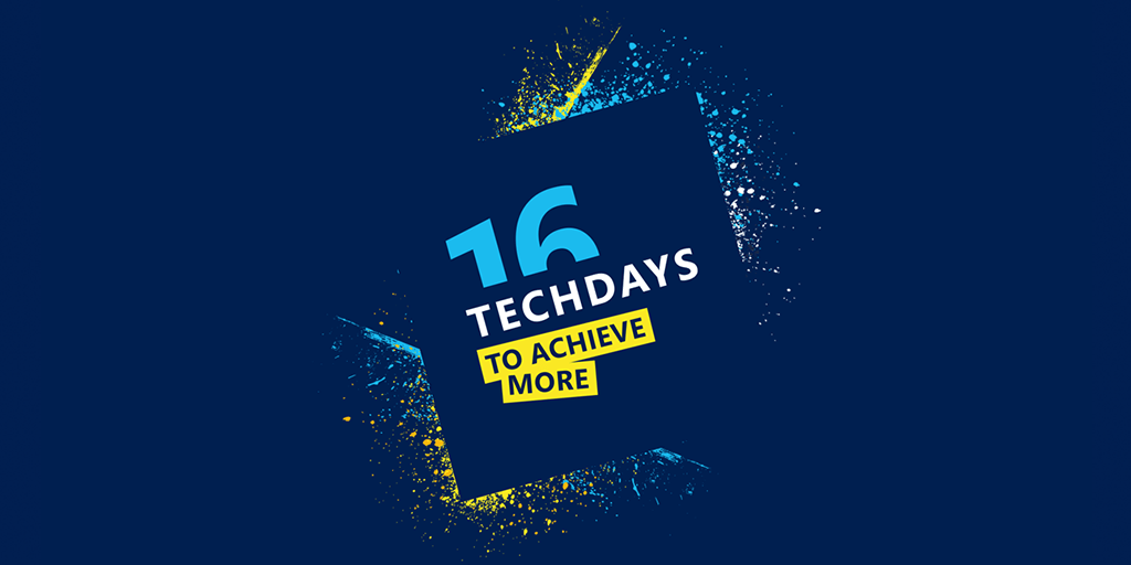 TechDays Videos Available