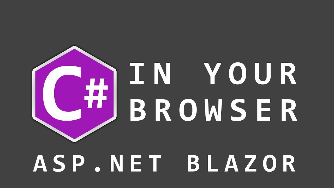 Blazor experimental release available